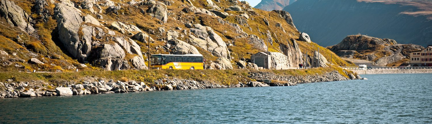 Central Alps Passes - Postauto