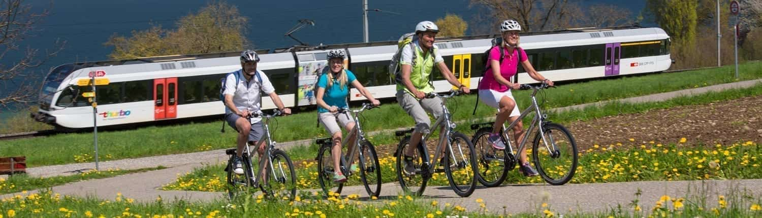 Bicycle Transport in Switzerland