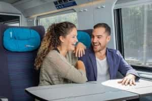 Services on the Train - EuroCity