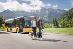 Swiss Half Fare Card - PostAuto