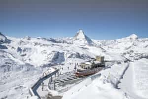 Station Gornergrat, Zermatt
