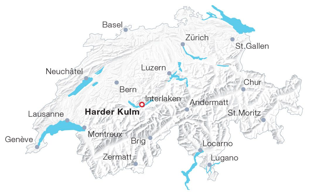 Map Harder Kulm