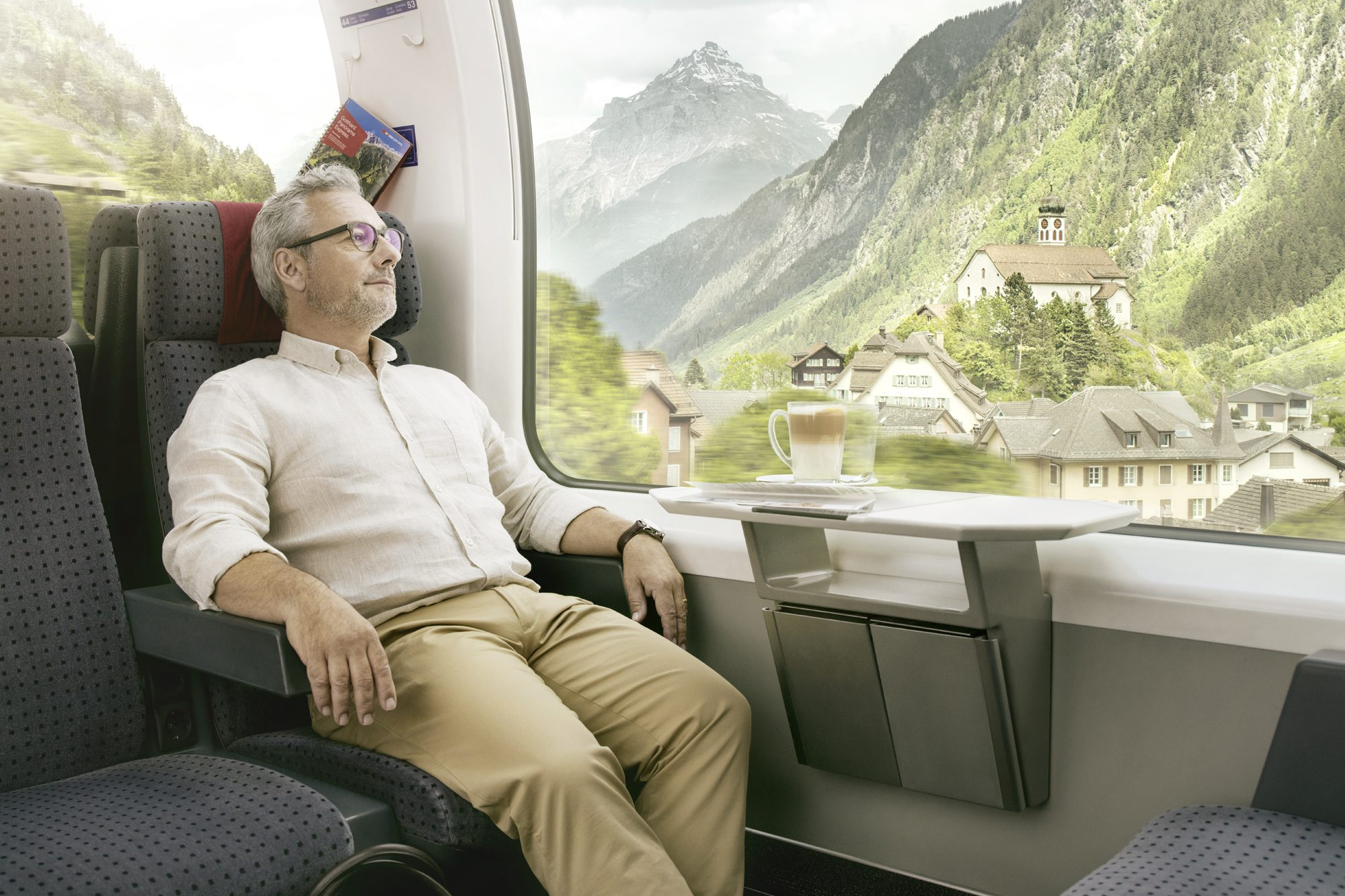 Swiss Travel System - Convenience