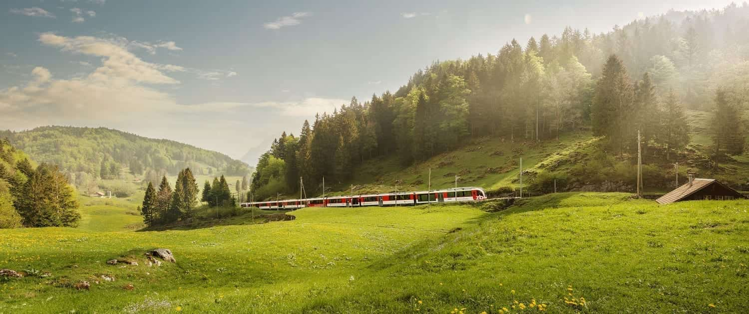 The Zentralbahn Premium Panoramic Train
