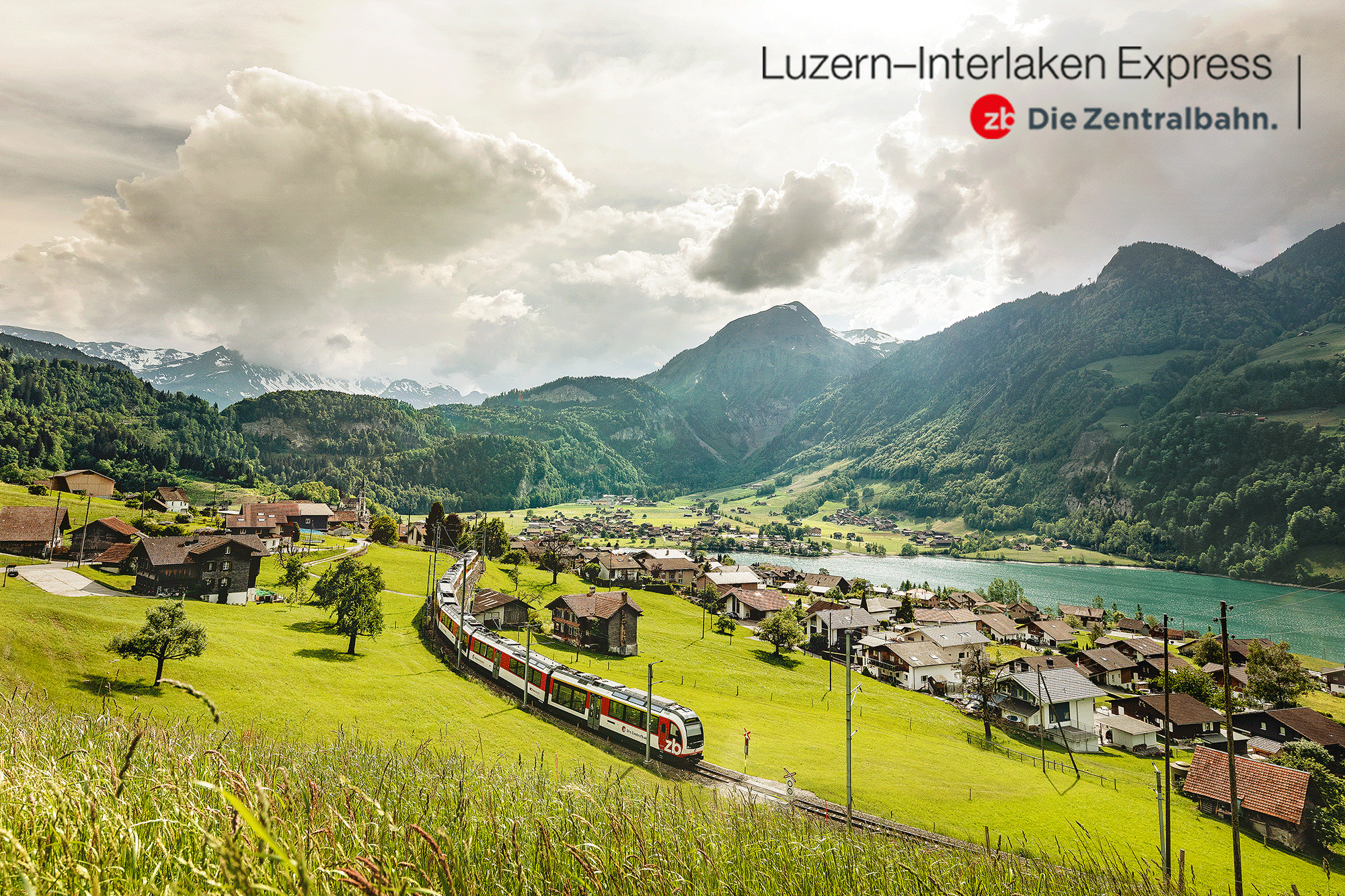 Luzern–Interlaken Express