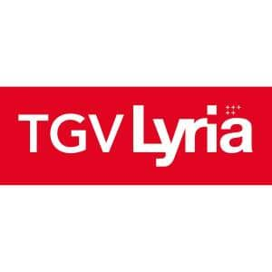 Logo TGV Lyria