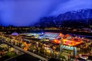 Christmas market Interlaken